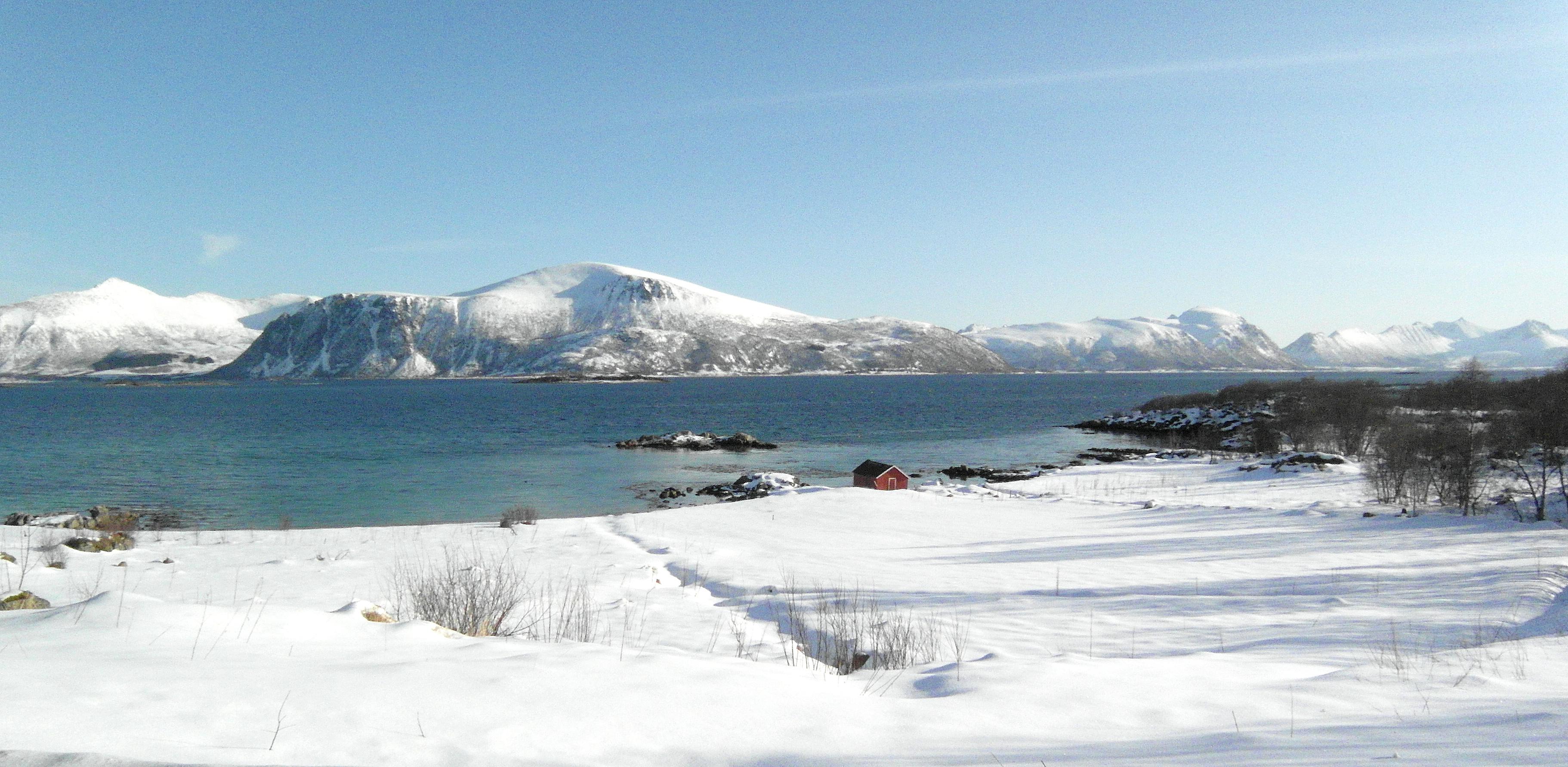 Gavlfjorden und Andøya (Vesterålen)
