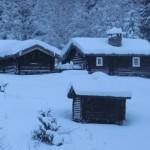 der Winter in Norwegen kann bis zu 8 Monate lang sein
