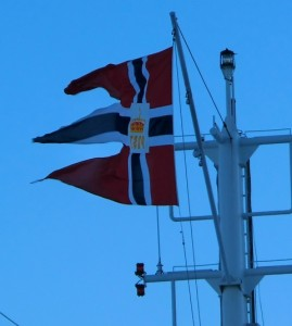 Norge_Flagge_See