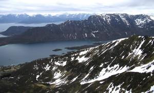 Lifjord und Gavlfjord (Vesterålen)