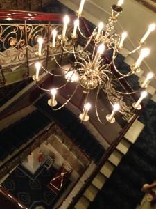 Treppenhaus Grand Hotel Oslo