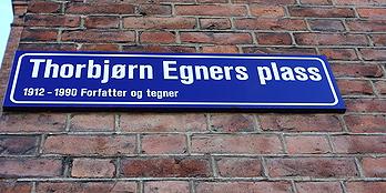 thorbjørn-egner-plass