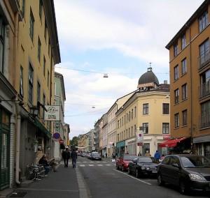 Markveien in Grünerløkka
