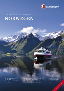 Hurtigruten-Katalog