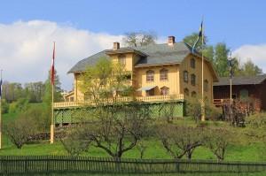 Das Gut Aulestad, Foto: maihaugen.no