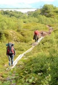 Guvåg-Weg-Zur-Hütte