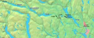Telemarkskanalen - Quelle: Wikipedia