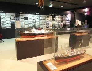 Hurtigruten-Museum-Ausstellung
