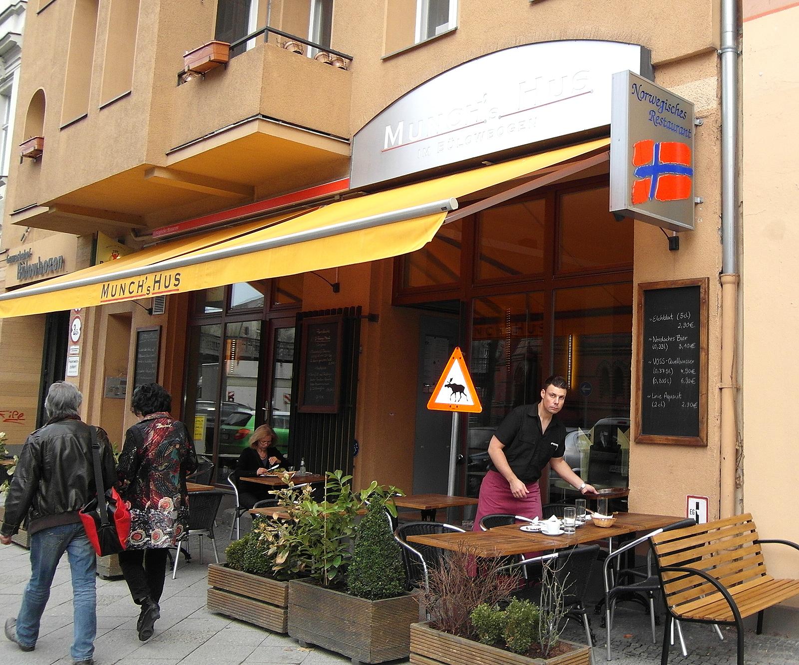 norwegisches restaurant berlin