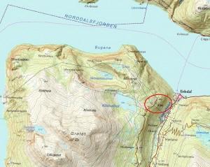 Kilsti-Karte