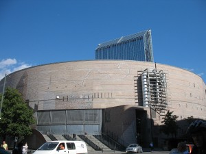 Oslo Spektrum - Wikipedia