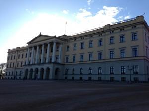 Schloss der Königsfamilie