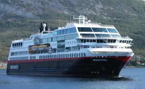 Schiffe der Hurtigruten - MS Midnatsol