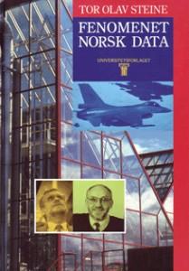 Titelseite des Buches 'Fenomenet Norsk Data'