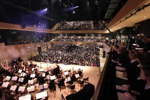 Konzertsaal Kilden, Foto: Kjartan Bjelland