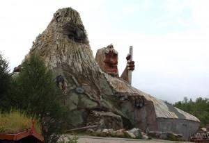 Senja: Hulder- og Trollparken