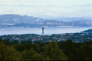 Trondheim Tyholtturm