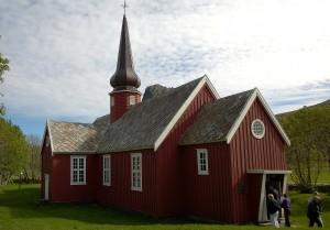 Flakstad kirke