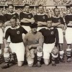 Norwegische Nationalmannschaft 1936