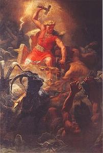 Nordische Götter: Tors Kampf gegen die Riesen