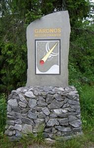 Gardnos Meteoritenpark