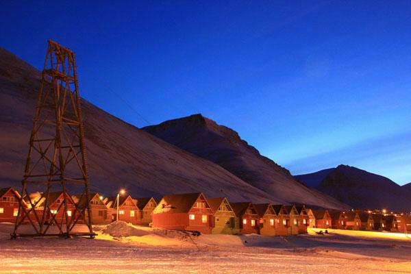 Spitzbergen ist die größte Insel im Archipel Svalbard. Dieses wird 2015 von einer Sonnenfinsternis verdunkelt. Foto: Visit Norway