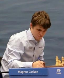 Schachweltmeister Magnus Carlsen  Foto: Wikipedia