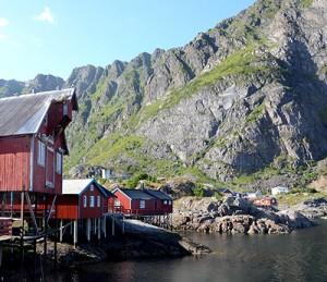 Lofoten - Vestvågøy