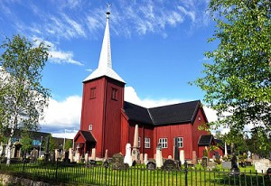 Hedmark: Elverum kirke