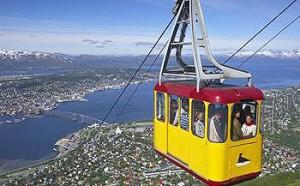 Tromsø: Fjellheisen