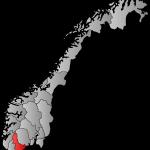 die Fylke Aust-Agder (Bild: Wikipedia)