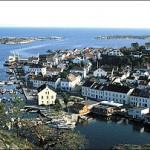 Risør an der Skagerrak Küste Norwegens (Bild: wikipedia.org)