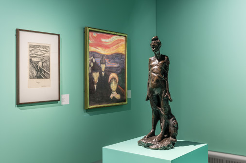 Foto: Munch Museum