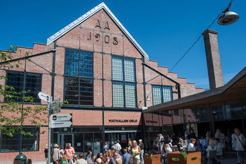 Foto: Finn Ståle Felberg / Visit Oslo