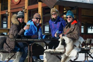 Wintersport und kulinarische Entdeckungen. Foto:  CH - Visitnorway.com