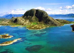 Helgeland - Torghatten