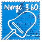 Briefmarke Käsehobel
