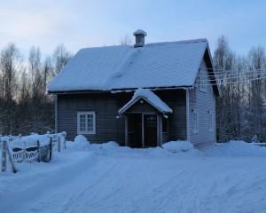 Hier kann man sich gut einen Nissen vorstellen - Hof in Maihaugen - Lillehammer