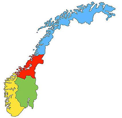 norwegische-dialekte