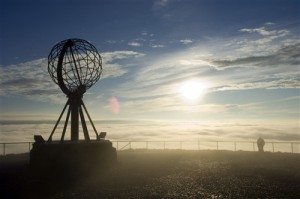 Das Nordkap. Foto: Johan Wildhagen.
