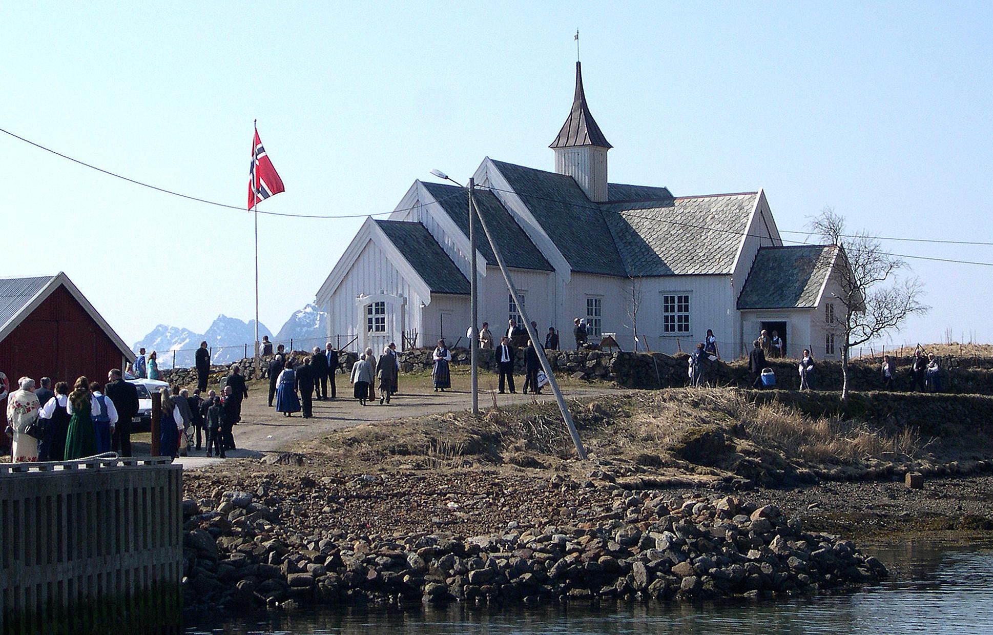religion-norwegen-kirche