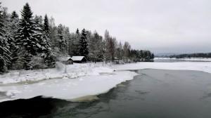 Auch im Winter sehenswert: Glomdalsmuseum