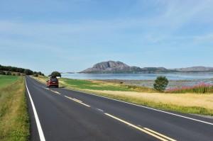 Mit der offiziellen Reiseführer-App durch Norwegen. Foto: Jarle Wæhler