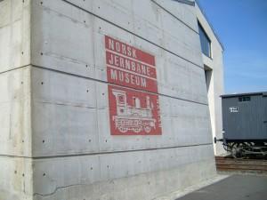 Norsk Jernbane Museum