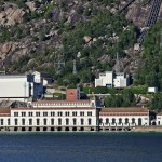 Das Wasserwerk Tysso 1 gilt heute als Industriedenkmal