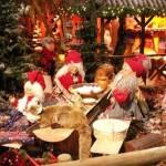 das Haus von Santa Claus im Themenpark Trollenes Kongerike