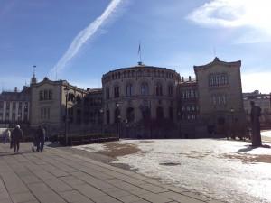 Oslo - Stortinget
