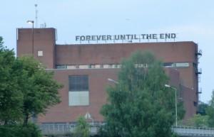 Künstlerstadt Skien - Forever until the end Foto: Kirsten Henckel