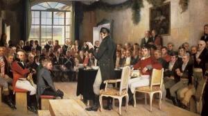 Eidsvoll 1814 - Wiege der ersten norwegischen Verfassung. Foto: Stortinget