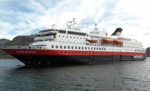 Schiffe der Hurtigruten - MS Nordnorge